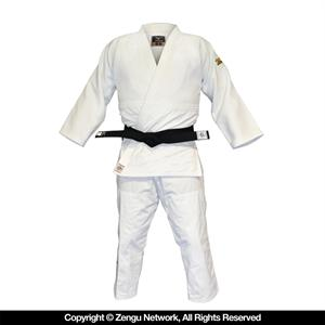 Mizuno White Yusho 2015 Judo Gi (Red Label)